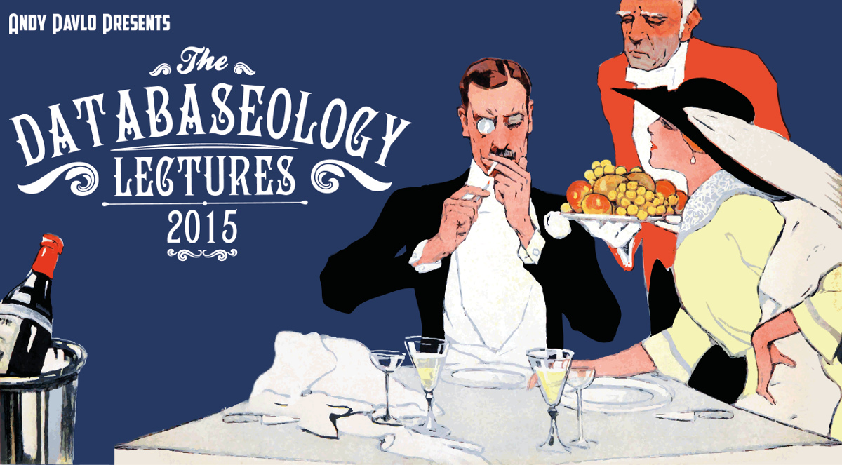 The Databaseology Lectures – Fall 2015